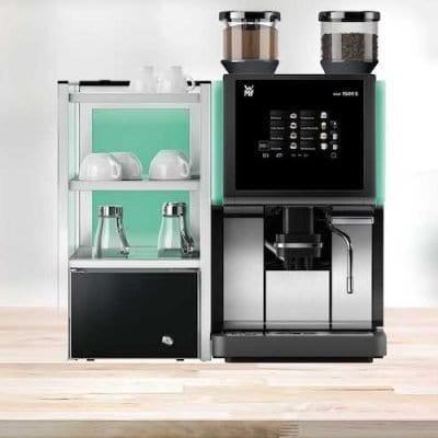 WMF1500 - Fully automatic high duty office coffee machine