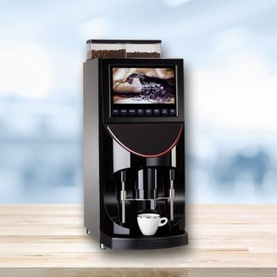 Aequator Brasil - Fully Automatic self service coffee machine