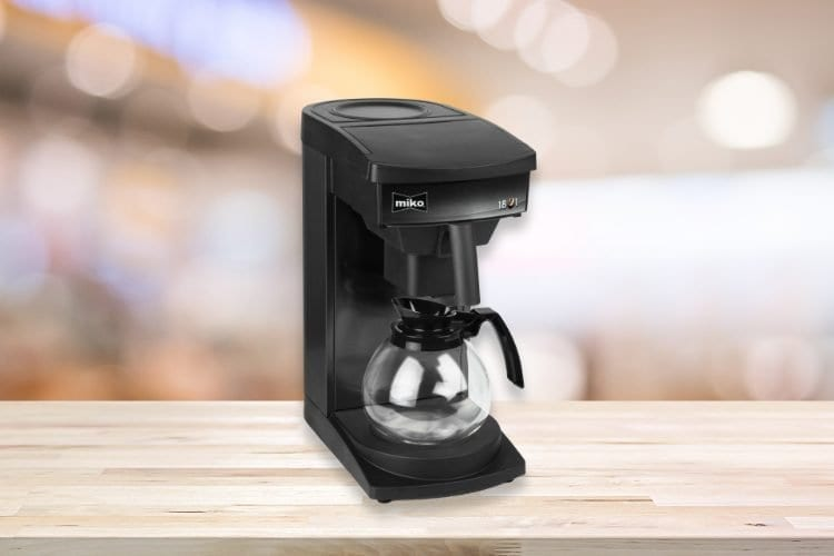 Brew 1801 - Coffee filter system for meetings and functions