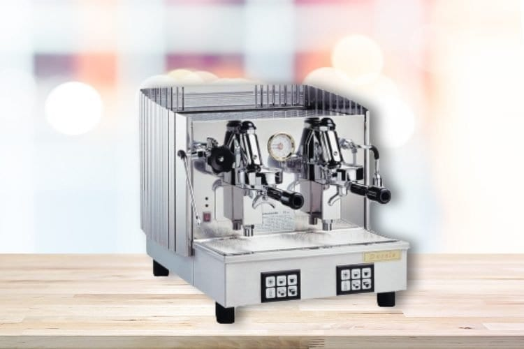 Fiorenzato Ducale Compact 2 group - Traditional Espresso Machine