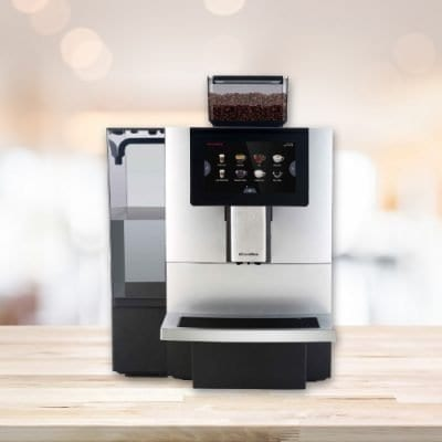 Hero F11 - Office Coffee Machine with fresh milk