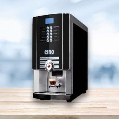 Rheavendor Cino EC - automatic coffee machine for workplaces and offices