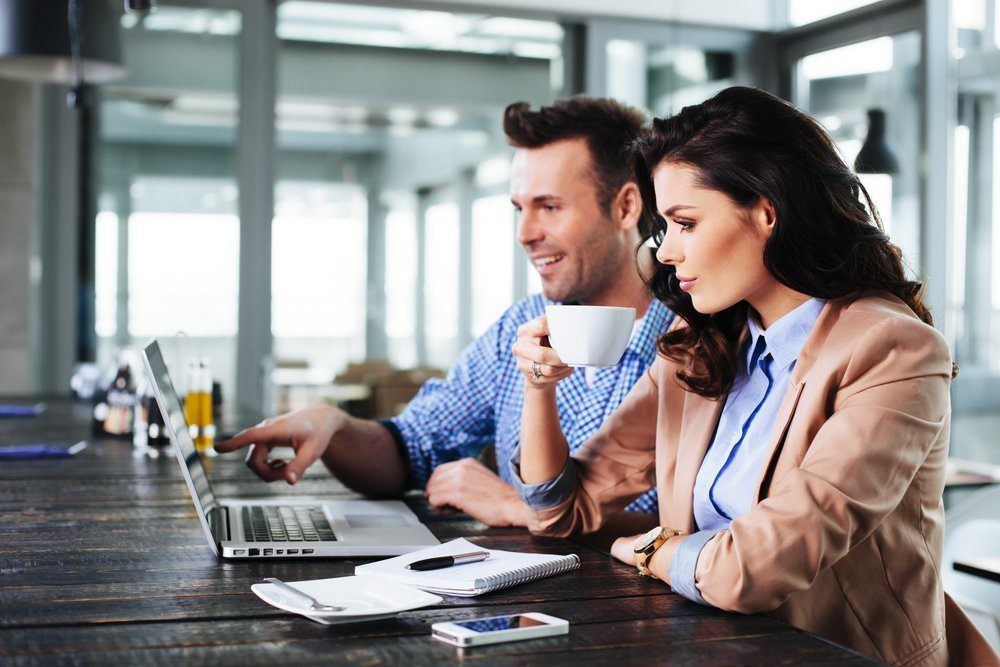 Coffee in the workplace